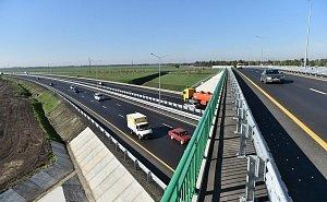 На строительство магистрального въезда в Краснодар направят более 15 млрд рублей