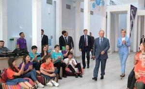 Путину рассказали о планах по развитию «Сириуса»