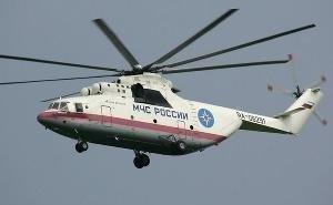 В поиске 9-летнего мальчика на Кубани задействовали вертолёт МЧС