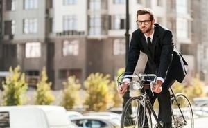 Ездят на работу на велосипеде почти половина кубанцев
