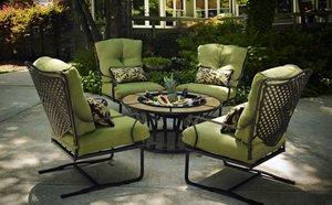 Кованые кресла: преимущества и ключевые особенности