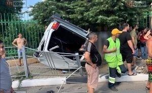В Сочи арестован водитель, насмерть сбивший на остановке женщину и двух детей