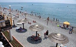 В Краснодарском крае с начала года отдохнуло более 7 млн туристов