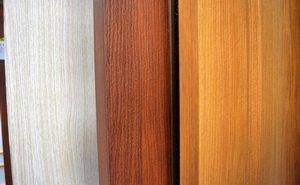 Как подобрать ламинированную дверь