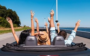 Сочи признан лучшим городом для путешествий на автомобиле