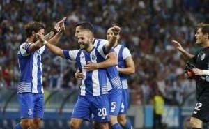 «Краснодар» уступил «Порту» в матче Лиги чемпионов