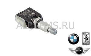 Все, что необходимо знать про датчики давления в шинах для BMW