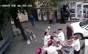 Видео избиения мужчины казаками в Геленджике в ККВ не комментируют