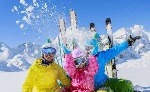 В горах Сочи выпал первый снег