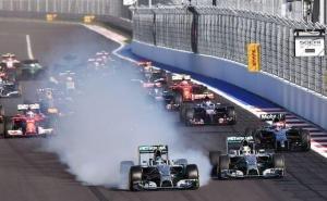 Сочи может лишиться «Формулы-1»