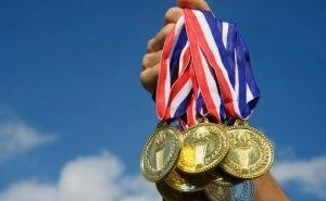Спортсмены из Краснодара завоевали в этом году больше 4 тысяч медалей