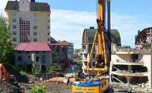 К сносу самостроев в Сочи власти обещают применять индивидуальный подход