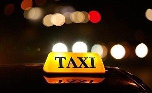 В Сочи такси сбило полицейского при исполнении