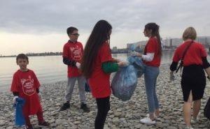 Жители Новороссийска вышли спасать Суджукскую лагуну