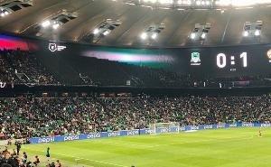 Фанаты «Краснодара» и ЦСКА ушли с матча, как обещали