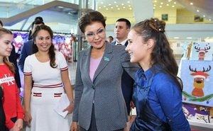 Дарига Назарбаева посетила благотворительный фестиваль «Мелодии волшебства»
