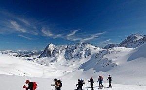В Сочи на высоте 2 тысячи метров открылся для туристов пеший маршрут