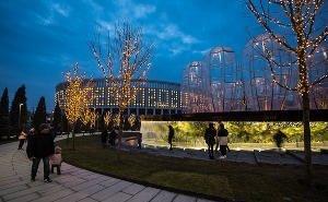 В Краснодаре открыли четвёртую очередь «парка Галицкого»