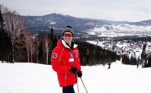 Медведев на праздниках планирует покататься на лыжах в Сочи