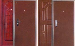 Секрет популярності металевих вхідних дверей