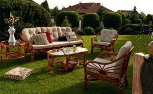 Садовая мебель: как выбрать подходящую