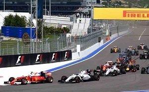 Продажи билетов на «Формулу-1» в Сочи выросли на 65%