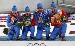 Россию лишают 1-го места в медальном зачёте ОИ-2014