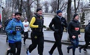 В Краснодаре прошёл легкоатлетический забег «Hard Run»