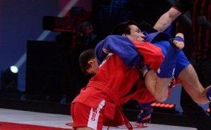 Путин посетил первый Чемпионат Лиги боевого самбо