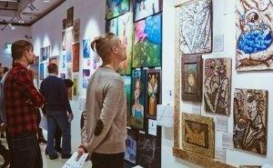В Краснодаре открылась выставка картин, которые не показывали 30 лет