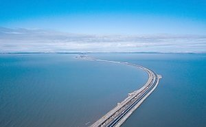 Скоростная трасса из Краснодара к Крымскому мосту обойдётся в 100 млрд рублей