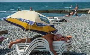 Курортный сезон в Краснодарском крае может начаться раньше срока