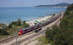 Проект переноса железной дороги с побережья Сочи планируют подготовить к 2030 году