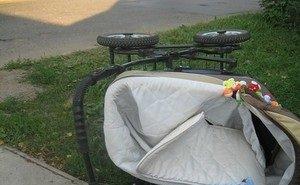 В Геленджике младенца убило воротами, которые опрокинула бетономешалка