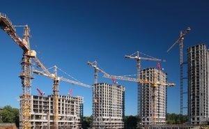 Объём незавершённого строительства вырос на Кубани на 34%