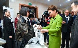 Дочь Назарбаева о промышленной политике