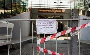 В отелях Сочи по-прежнему остаются до 6,7 тысяч туристов