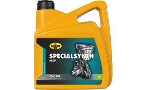 Kroon Oil Specialsynth MSP 5W-40 – моторное масло нового поколения