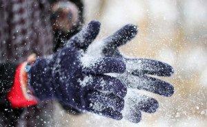 В Сочи вернулась зима