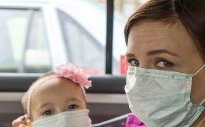 Одноразовые маски кубанцы вынуждены использовать как многоразовые