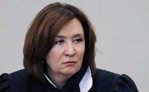 «Золотую» судью Хахалеву отстранили от работы