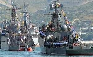 Новороссийск готовится к параду на День ВМФ