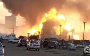 После взрыва на АЗС на Кубани проверят все заправки