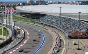На «Формулу-1» в Сочи допустят не больше 32 тысяч человек