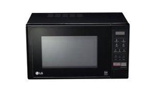 LG MS20C47DUB: наслаждайтесь множеством программ и технологиями EasyClean/i-Wave
