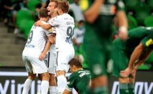 ФК «Краснодар» в игре с ЦСКА едва ушёл от поражения