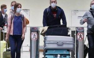 Кубанцы, вернувшиеся из-за границы, обязательно сдают тест на COVID-19