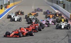 Подготовка к «Формуле-1» в Сочи вышла на завершающую стадию