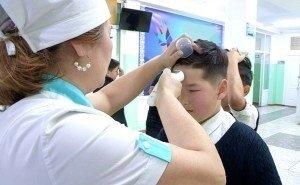 На Кубани родители школьников против измерения температуры детям