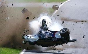 На «Формуле-1» в Сочи произошли первые аварии